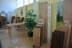 Unsere Ausstellungsflächen in Plößberg